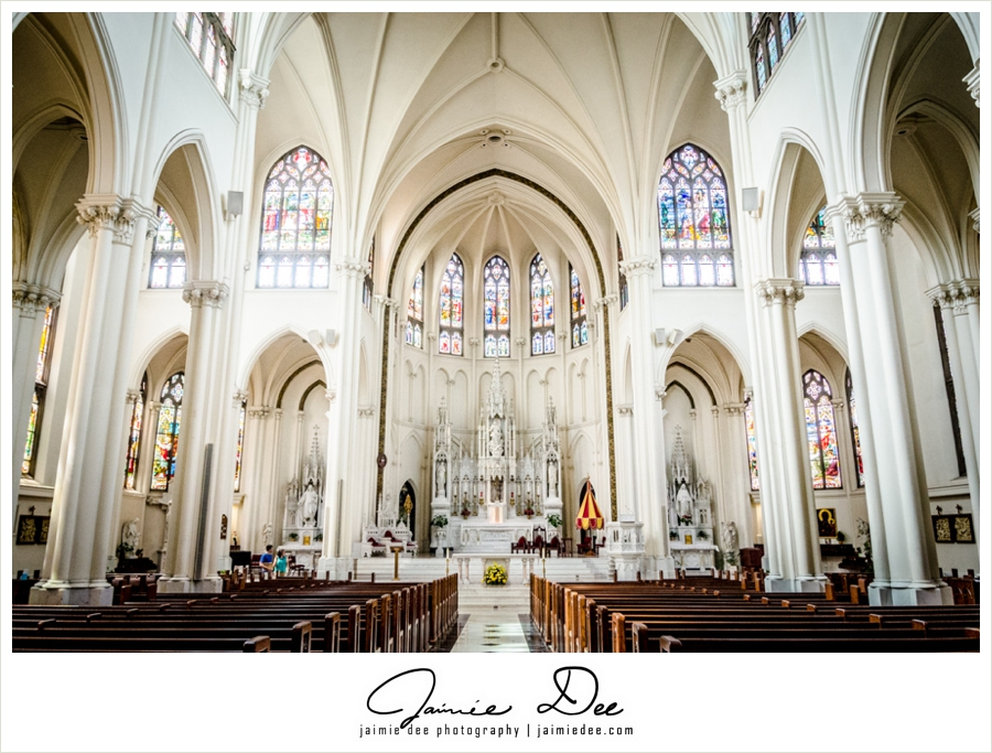 Denver Wedding Venues Cathedral Basilica Of The Immaculate Conception Atlanta Wedding