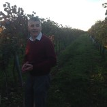 Josef Regner, our host and wine producer.