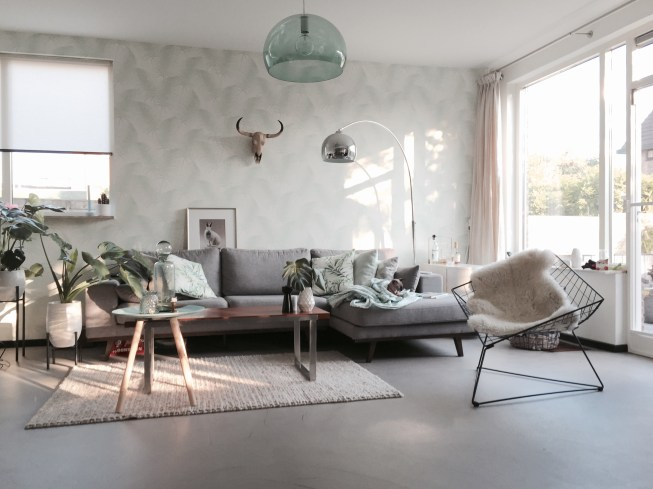 woonkamer interieurstyling