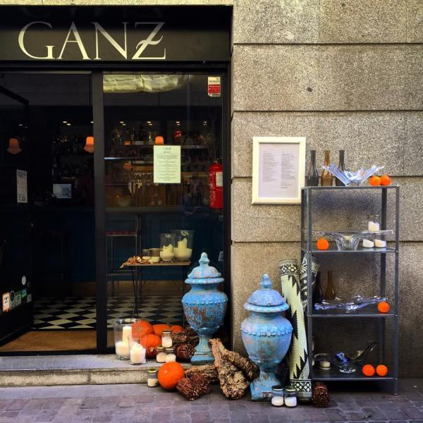 MADRID GANZ
