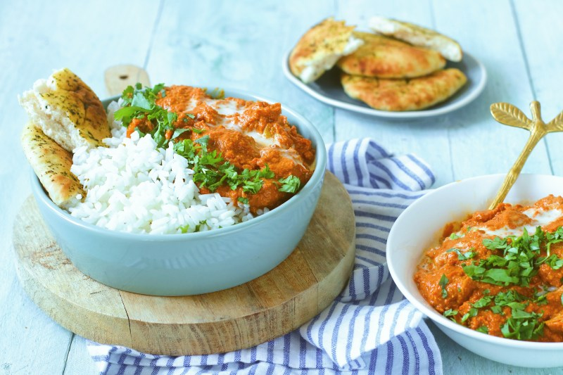 Recept Indiase butter chicken www.jaimyskitchen.nl