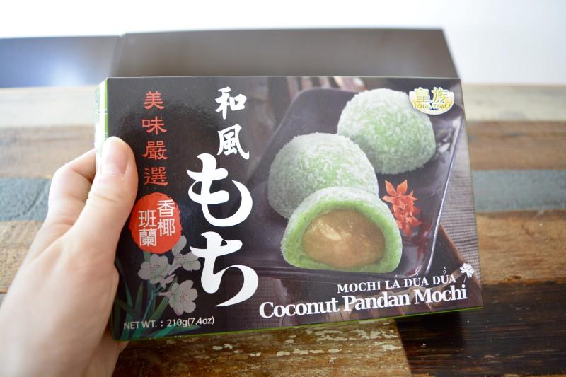 Mochi Pandan