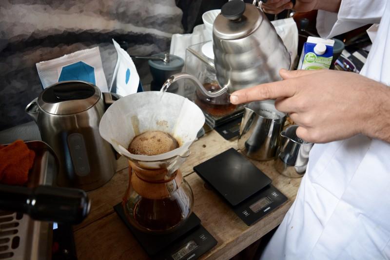 Amsterdam Coffee Festival Chemex