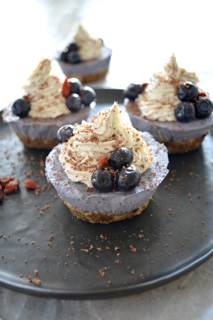 Vegn CheeseCake Blueberry