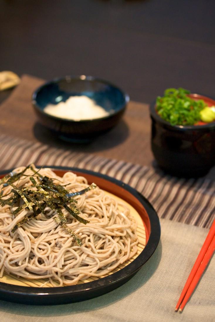 Soba Noodles Japanese