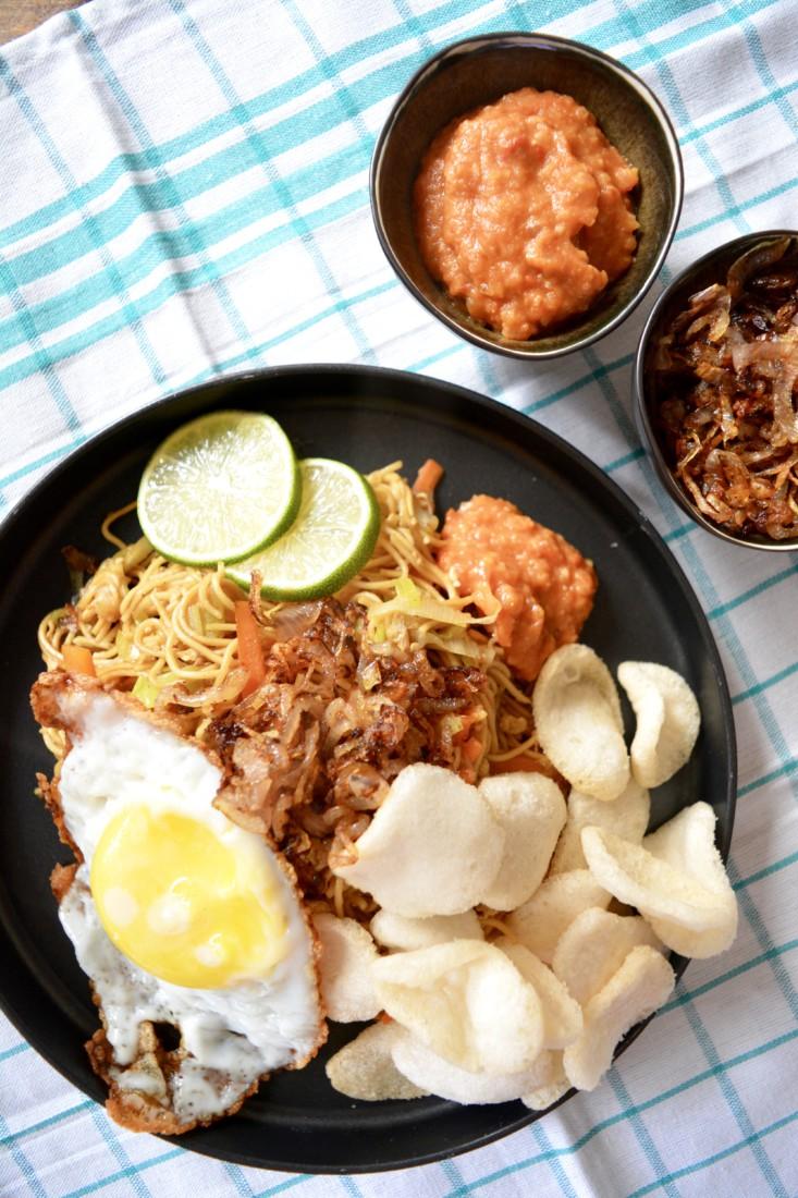 Balinese Mie Goreng