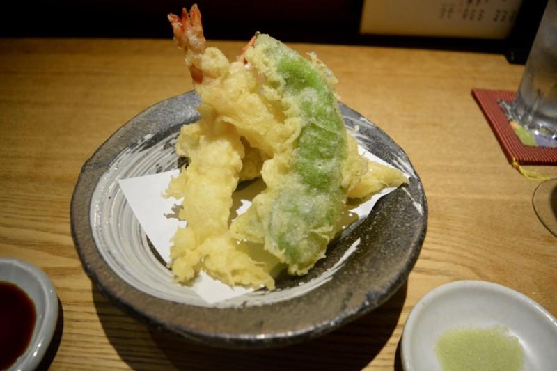 Tempura Kyoto food