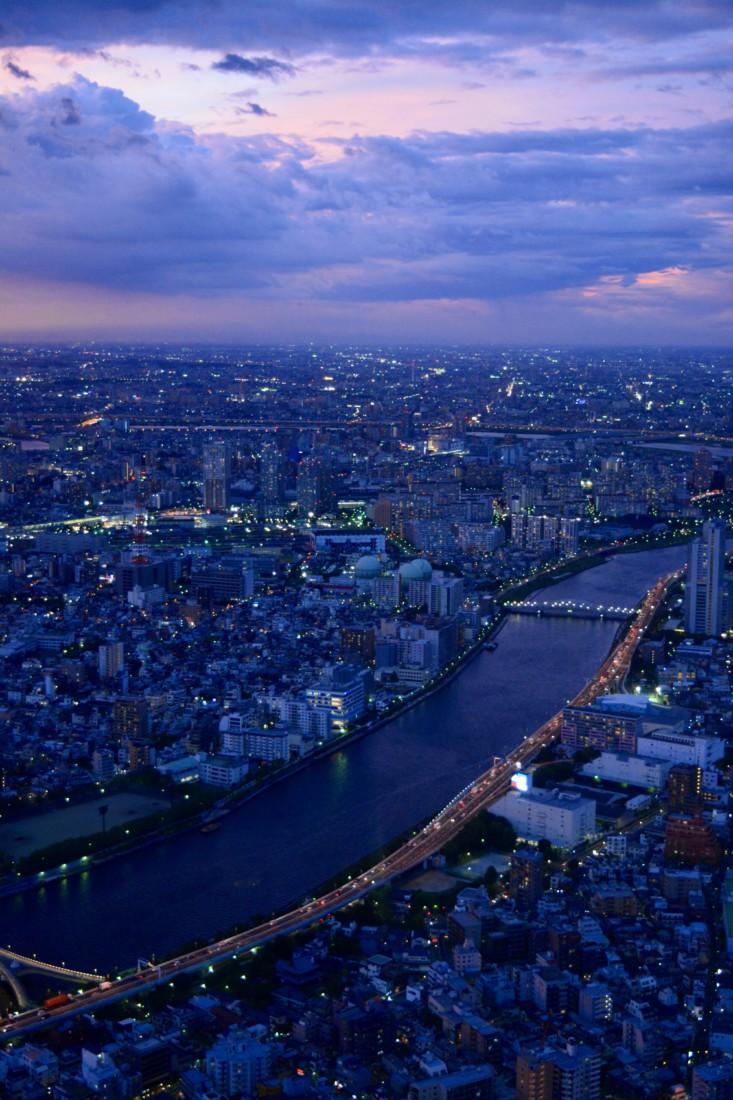 Tokyo Reisverslag Skytree