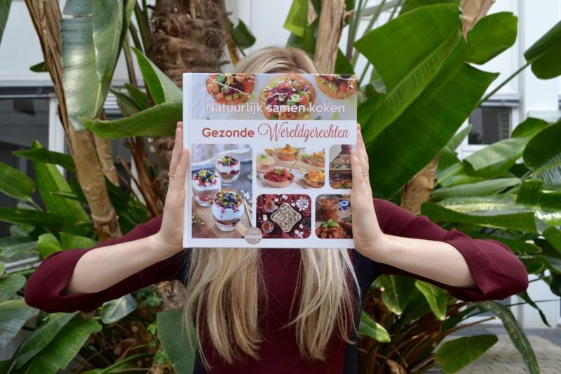 Boeklancering Kookboek Gezonde Wereldgerechten