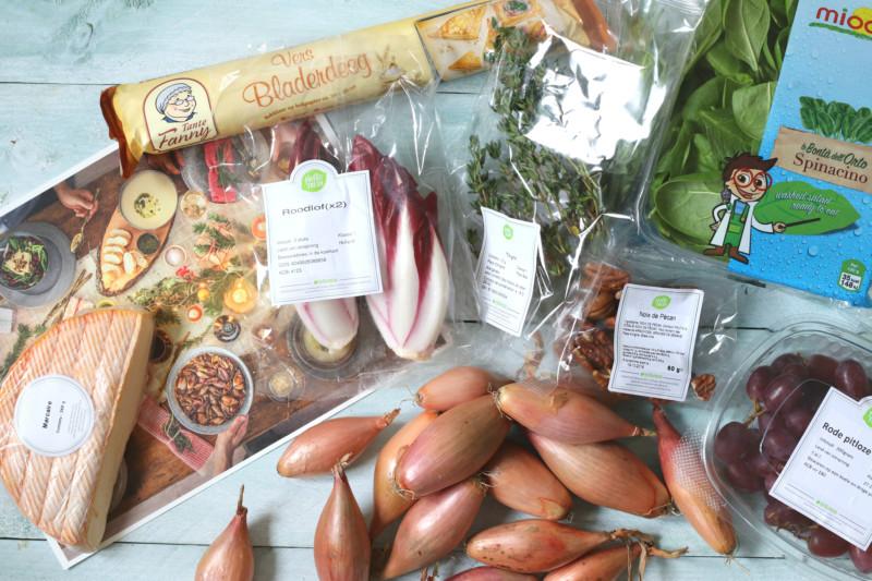 Hoofdgerecht Hello Fresh www.jaimyskitchen.nl