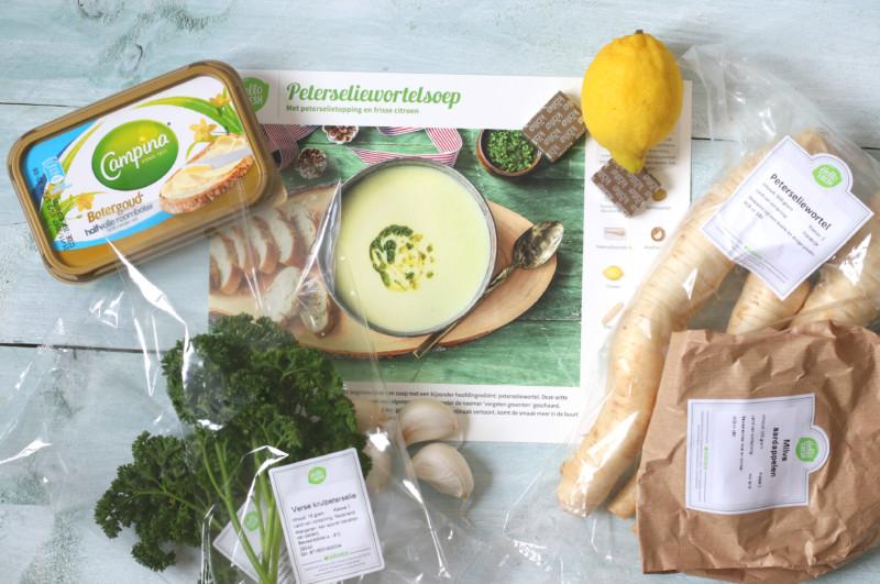 Voorgerecht Hello Fresh www.jaimyskitchen.nl