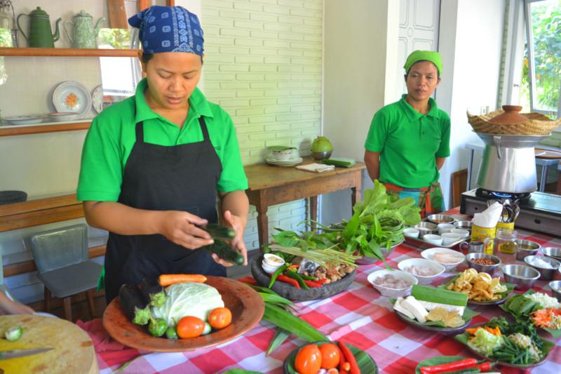 Warung Semesta Cooking Class Ubud Bali www.jaimyskitchen.nl