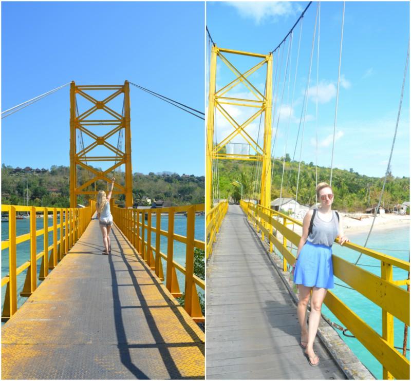 Yellow Bridge Nusa Lembongan en Ceningan www.jaimyskitchen.nl