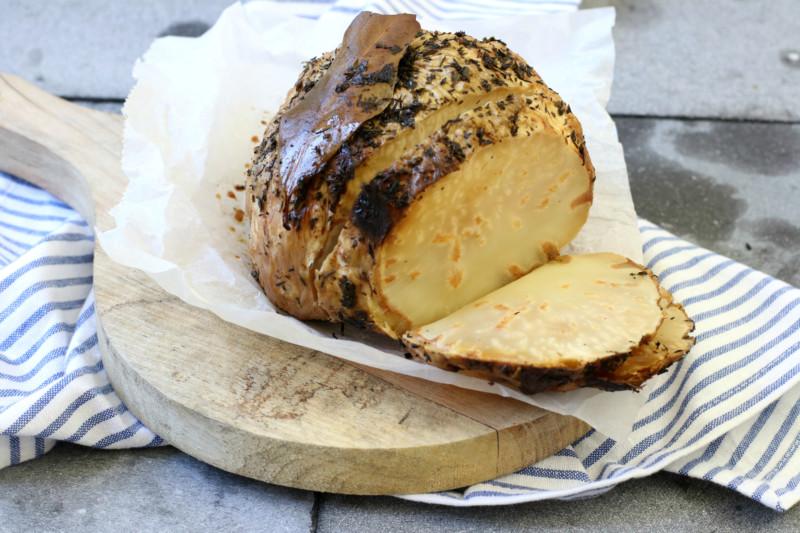 knolselderij uit de oven www.jaimyskitchen.nl