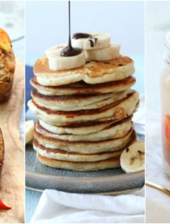 10x lekkere ontbijt recepten www.jaimyskitchen.nl