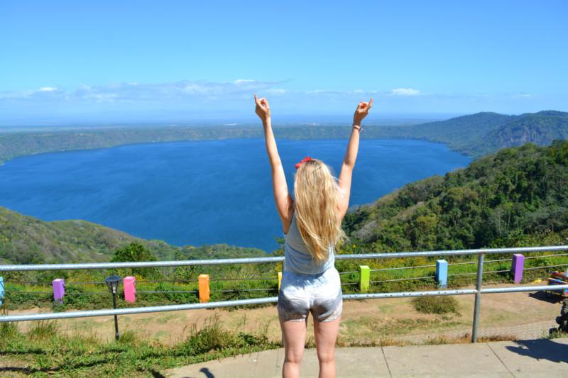 Laguna de Apoyo Nicaragua www.jaimyskitchen.nl