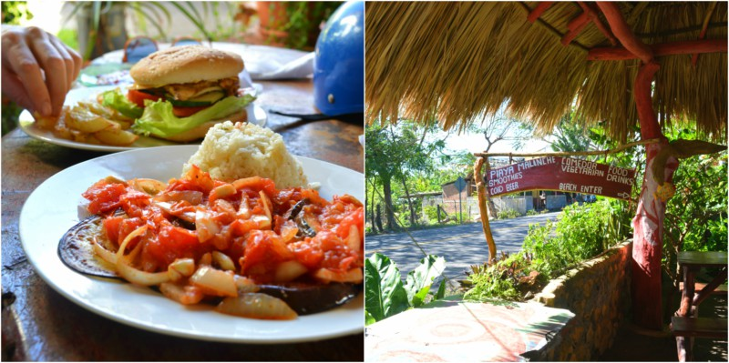 Nicaragua Ometepe Comedor Mi Ranchito www.jaimyskitchen.nl