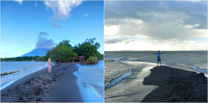 Nicaragua Ometepe Punta Jesus Maria collage www.jaimyskitchen.nl