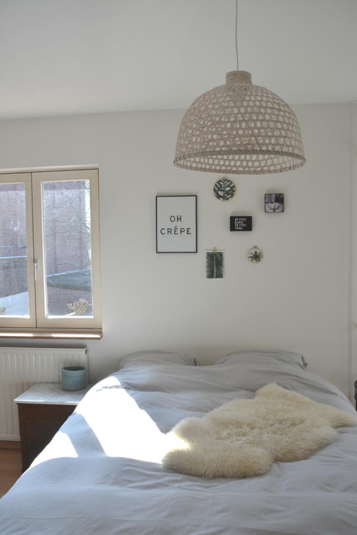 Slaapkamer make-over www.jaimyskitchen.nl