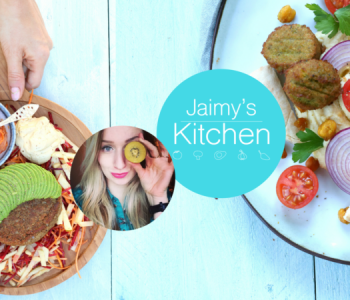You Tube Banner Jaimy's Kitchen www.jaimyskitchen.nl