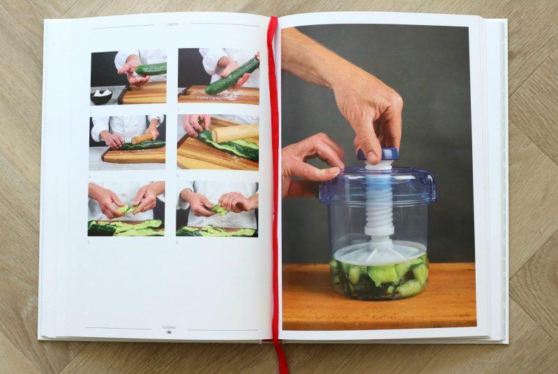 Boek Tsukmono snelle groentefermentaties uit Japan Peter van Berckel www.jaimyskitchen.nl