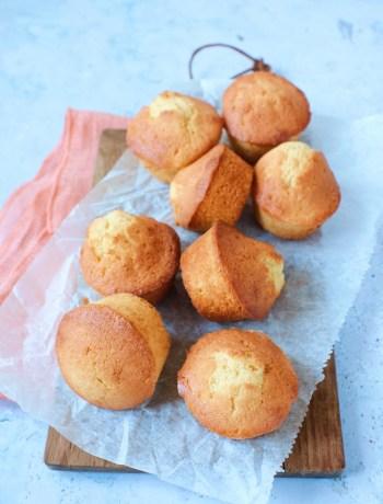 Recept basis vanille muffins www.jaimyskitchen.nl