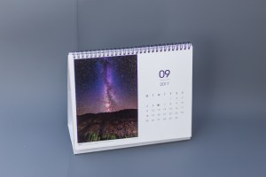 Handpicked photo for every month - 2017 Desk Calendar by Jai Pandya