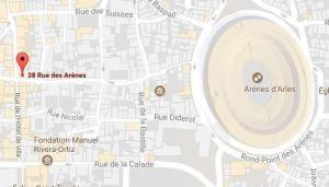 Plan Arles