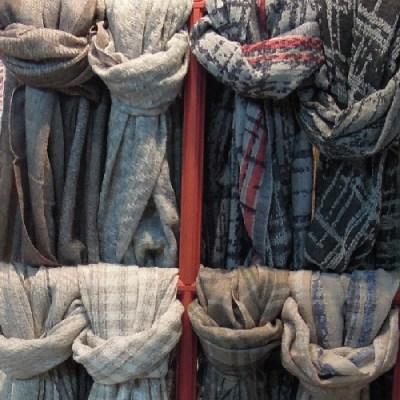 Echarpes laine Cashmere