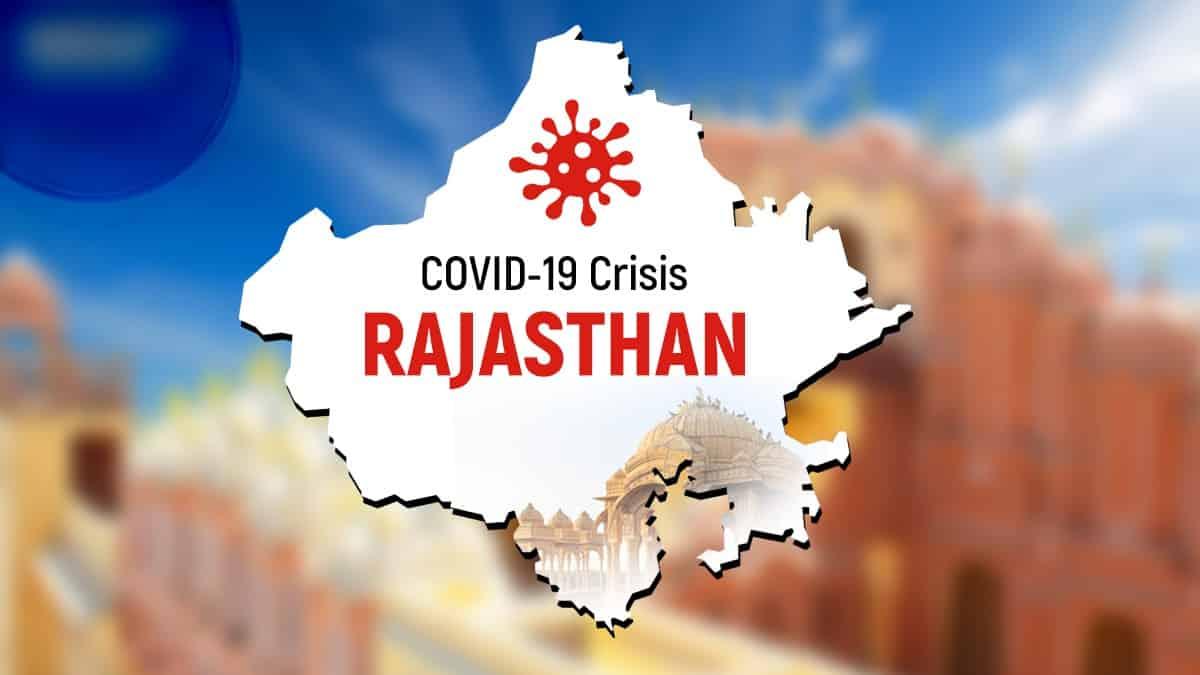 Rajasthan Corona Virus Update