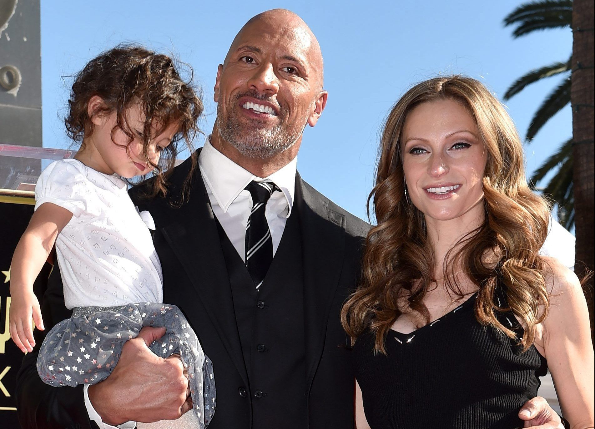 Dwayne Johnson and his family tested positive for COVID-19