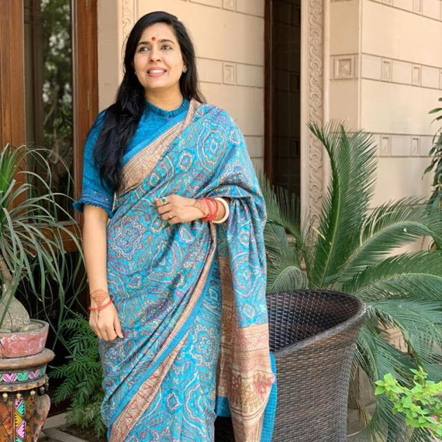 Dr. Somya Gurjar Jaipur Greater Municipal Corporation Mayor