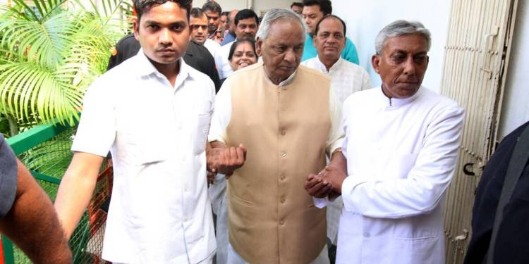 Ministers paid Condolences on the death of Shri Kalyan Singh, former Governor of Rajasthan