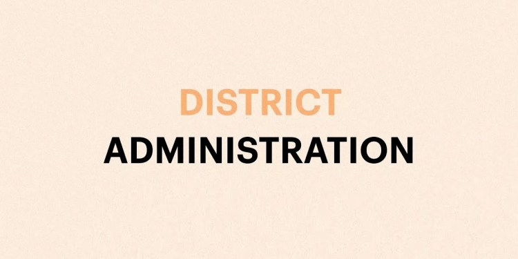 District administration is working on mission mode for effective management of RIT examination