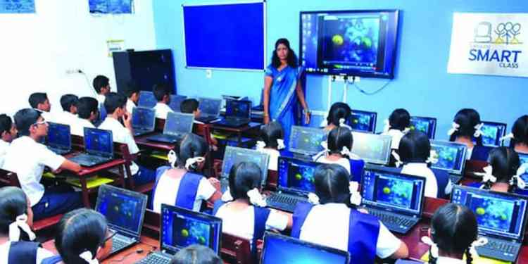 Smart classes will be started in medical college