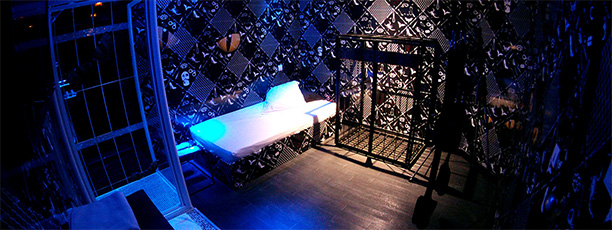Love Hotel Paris : Le Donjon SM