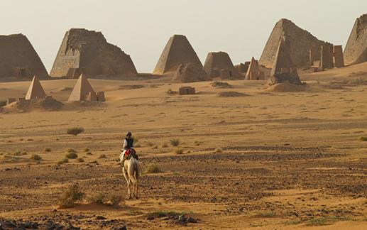 Le Saviez vous - Pyramides Soudan - J'ai Une ouverture - Tour du Monde - 517