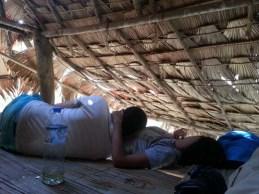 La sieste (Photos d'Axel & Sara)