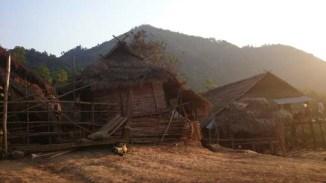 Le village (Photos d'Axel & Sara)
