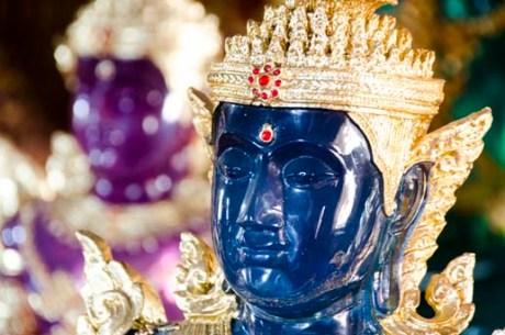 Bouddha en plastique - Chiang Mai