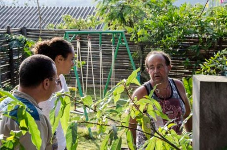 François - village Lishu près de Chiang Dao