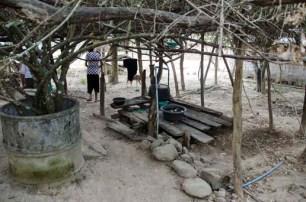 village Lishu près de Chiang Dao