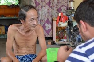J'ai appris à faire de la moto à Ho Chi Minh - Vietnam - Tour du Monde (1)