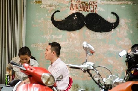 Street Art - Ho Chi MInh -Vietnam - J'ai Une Ouverture - Tour du Monde (12)