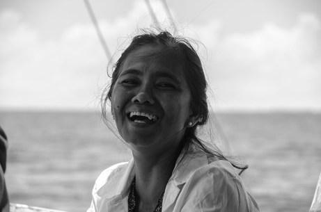 Comment tu vois la vie Evelyn Philippines - J'ai une ouverture - Tour du monde