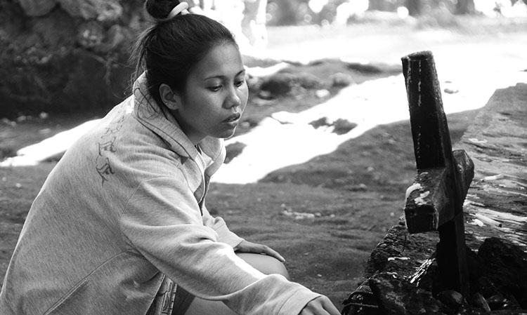 Comment tu vois la vie - Melissa, Puerto Princesa, Philippines - Jaiuneouverture - Tour du Monde