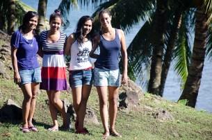 L'île de Camiguin - Philippines - Les 4 filles du Docteur March