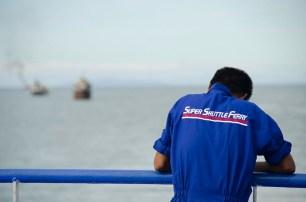 L'île de Camiguin - Philippines - Super shuttle very lent