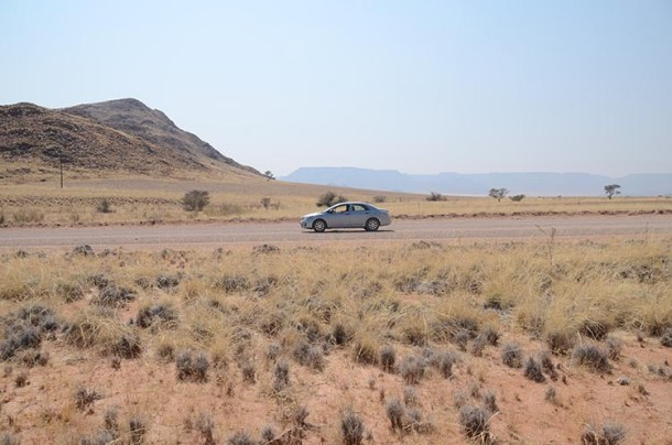 Et si on continuait à se faire peur - Namibie (3)