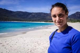 Une rando au Freycinet National Park - Tasmanie -J'ai une ouverture - Tour du Monde (20)